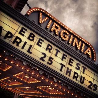 Hellooooo #Ebertfest!