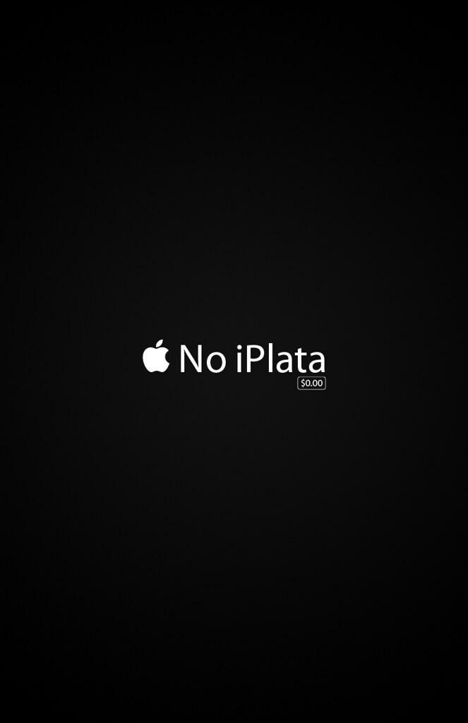 No iPlata