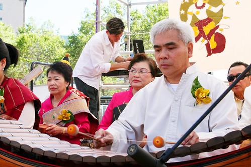 Laotian Musicians