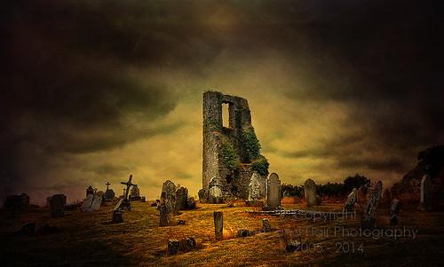 ireland cemetery ruins flashandflairphotography ardmulchanchurch