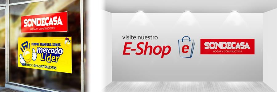 E-SHOP SONDECASA