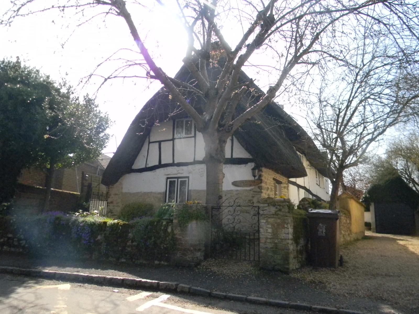 Cottage, Cuddington Haddenham to Aylesbury