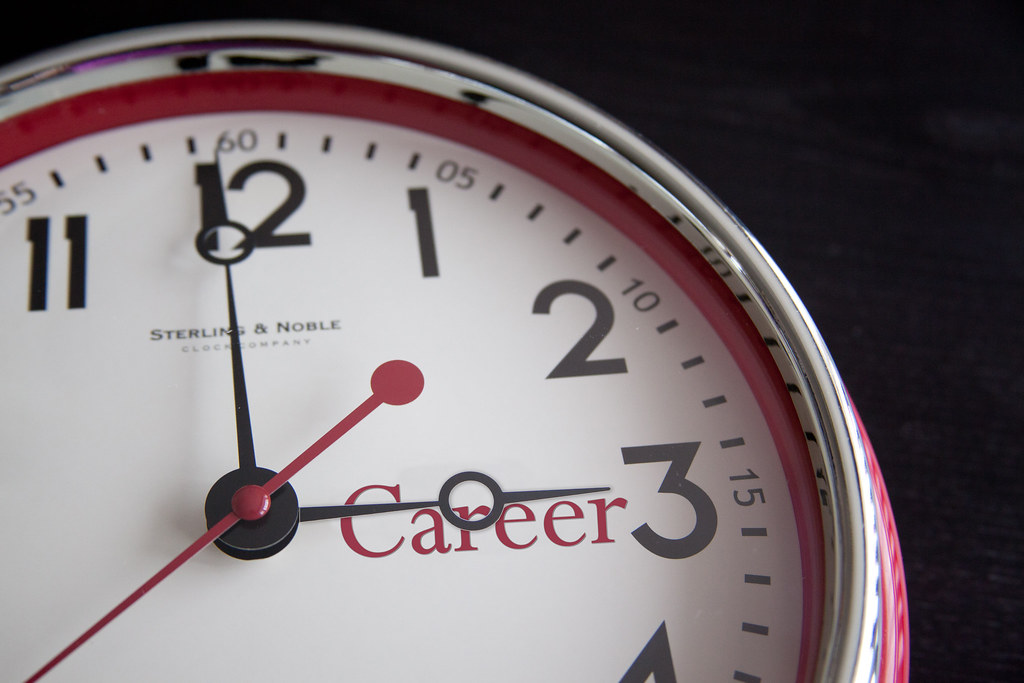 Clock - career