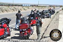 Viaje Route 66 en moto, ruta 66 harley 100