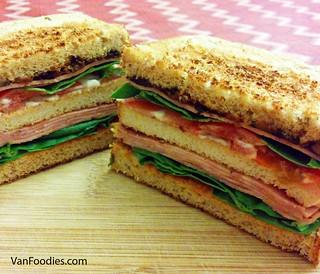 Arnold Bread Sandwich