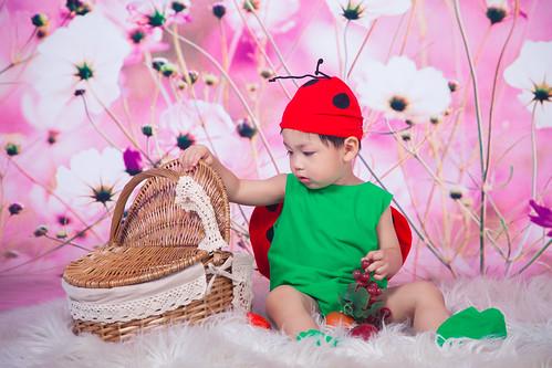 柏琳婚紗寶寶照