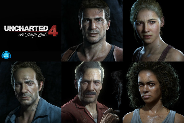 Uncharted 4 PSM Playlists
