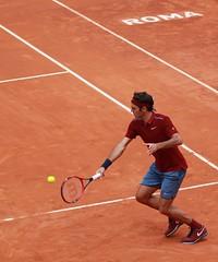 Federer Slice Backhand return - crop