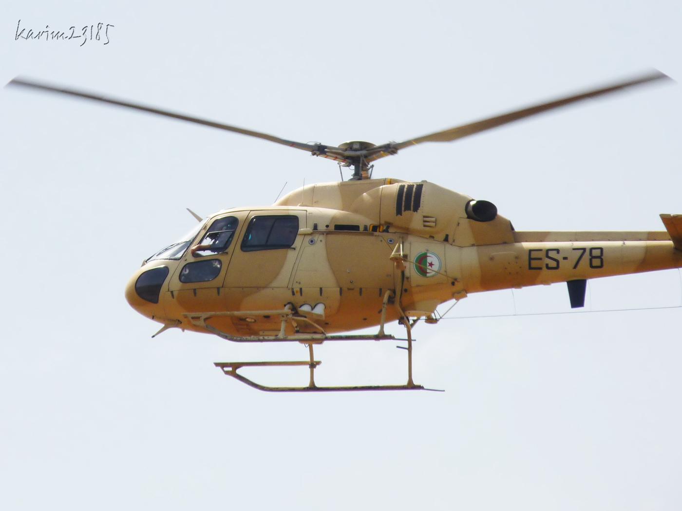 صور مروحيات القوات الجوية الجزائرية Ecureuil/Fennec ] AS-355N2 / AS-555N ] - صفحة 6 27161276970_eb88a302b3_o