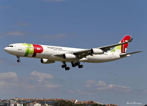 A343 - Airbus A340-312