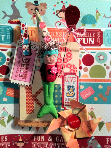 Farley's Mermaid Circus! ATC! 2