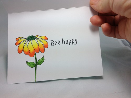 Bee happy chevron_inside