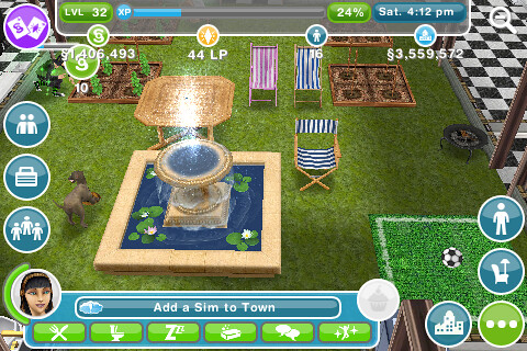 how to get sims freeplay username