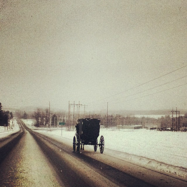 Amish Instagram