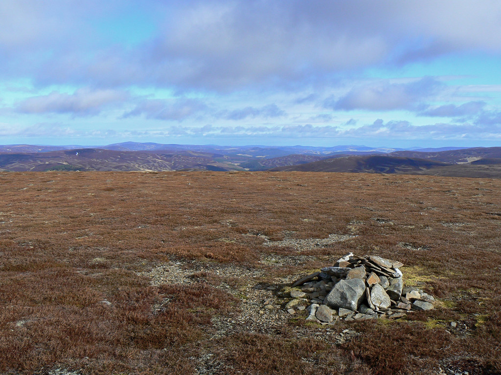 A summit on Brown Cow Hill