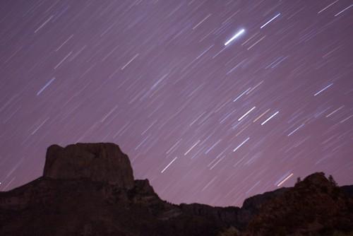 Stars at Big Bend