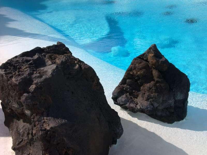 Piscina Jardines Jameos del Agua en Lanzarote 1