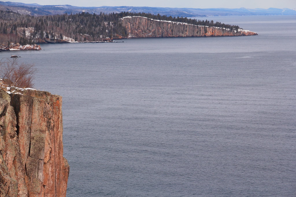 Shovel Point and Palisade Head