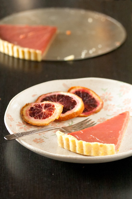 Blood Orange Tart | Flickr - Photo Sharing!