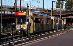 19990918 03 Tram @ Sud station, Charleroi