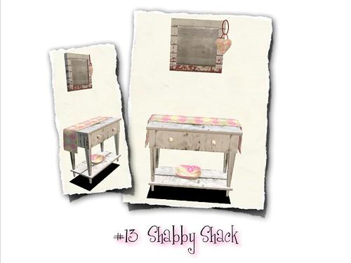 #13 Shabby Shack
