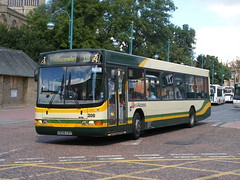 Blackburn Transport, 208 [V208EBV] - Blackburn (30/07/07)