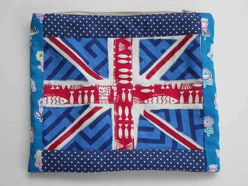 Union Flag Pouch