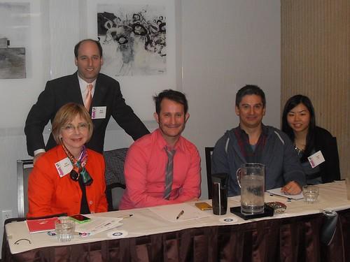 GK panel at DML 2012