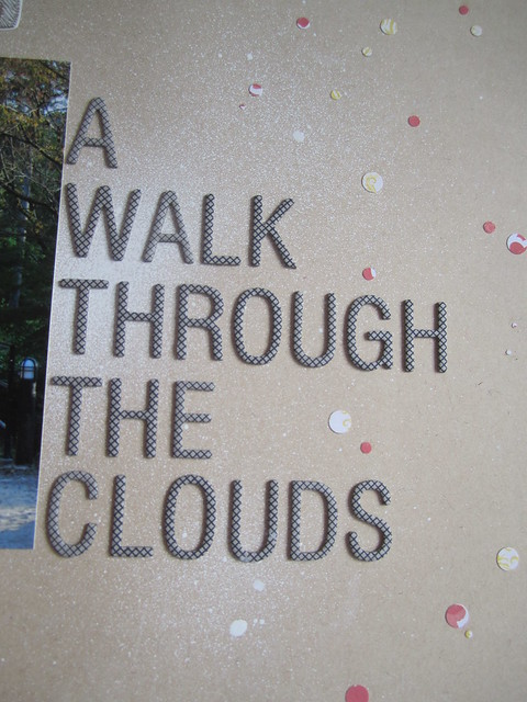A walk through the clouds_closeup