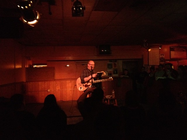 Mike Doughty reads from The Book of Drugs