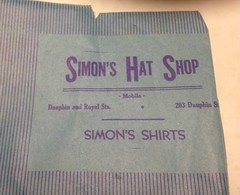 Simon's Hat Shop