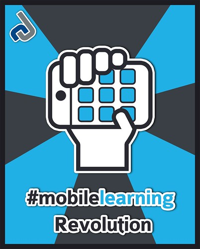 Mobile Learning Revolution by CPoyatos