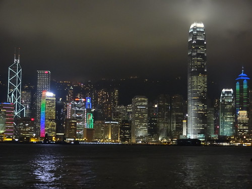 Night View from Kowloon
