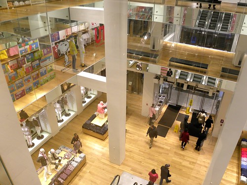 Uniqlo (Fifth Ave Flagship)