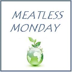 Meatless Monday button (NL-versie)