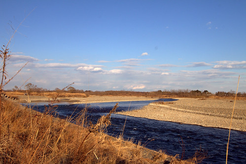 kaminokawa river