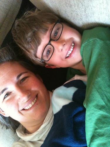 Rob and I by Jacks mom