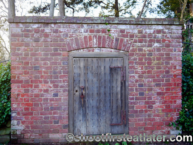 Mount Vernon- the old vault