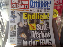 Berlin wird Hamburg