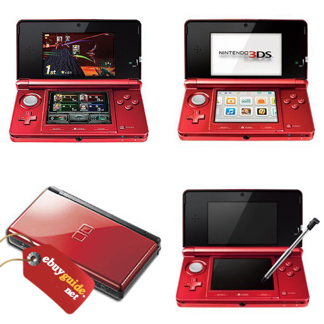 Nintendo 3DS Handheld Game Console