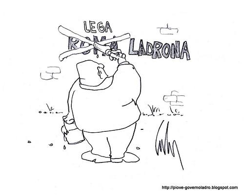 Lega Ladrona by Livio Bonino