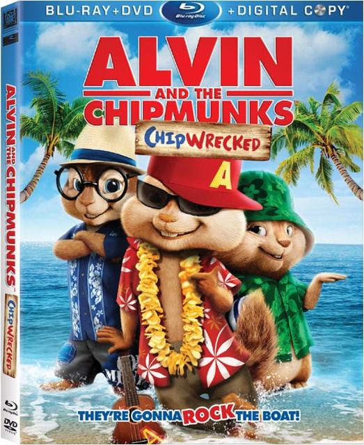 Ba anh em Alvin, Simon, Theodore và Chipettes cùng trải qua kỳ nghỉ trên  một du thuyền du lịch sang trọng. Tại đây các chú sóc chuột đã biến con tàu  trở ...