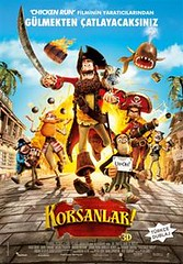 Korsanlar - The Pirates: Band Of Misfits (2012)