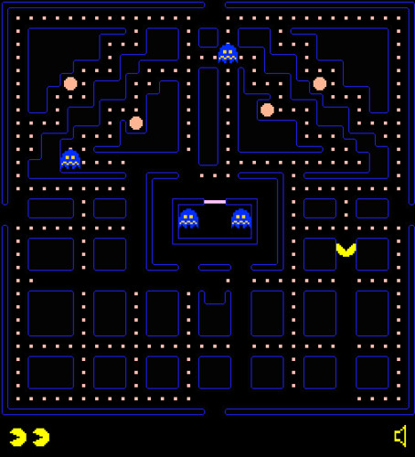 Game HTML5 Worlds Biggest Pac-Man