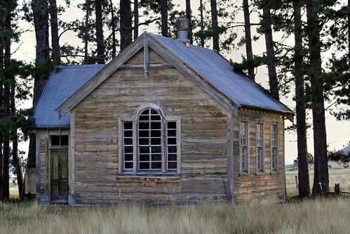 An old rural school, (1881-1949)  has been restore...