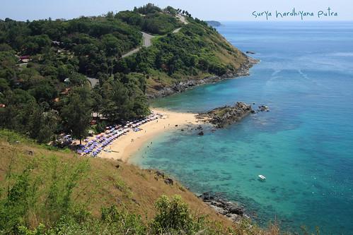 Pemandangan dari Promthep Cape, Phuket