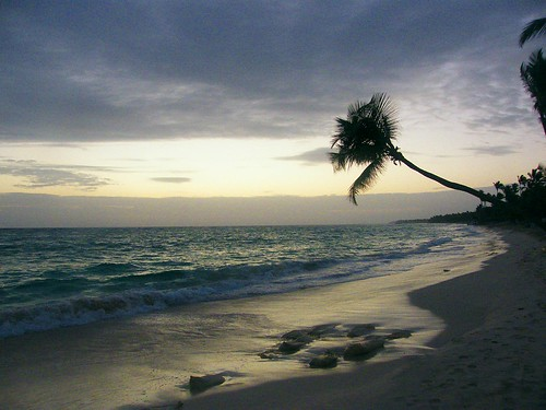 Dominican Republic Sunset