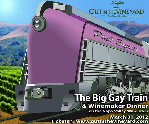 2012 Big Gay Train