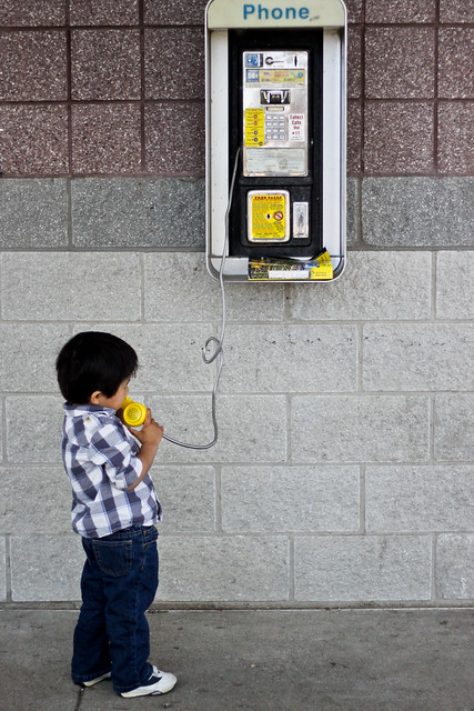 pay phone_