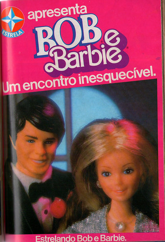 Bob e Barbie 1984 by meeeeeeeeeel